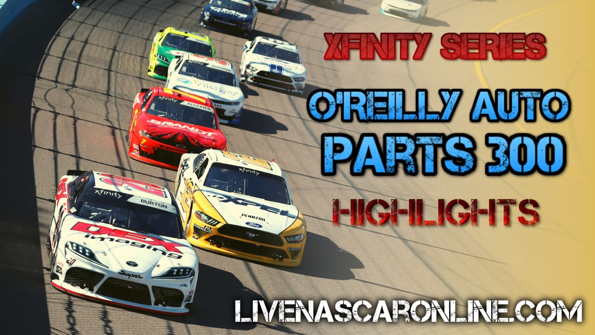 O Reilly Auto Parts 300 Highlights 2020 Xfinity Series