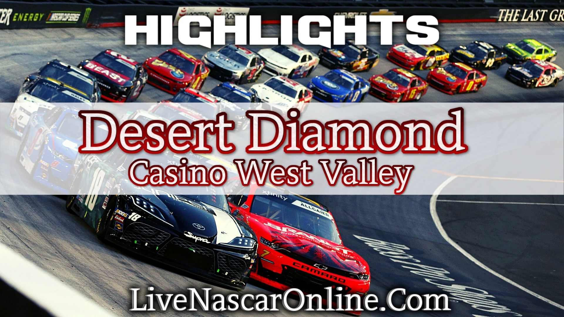 Desert Diamond Casino West Valley 200 Highlights 2020