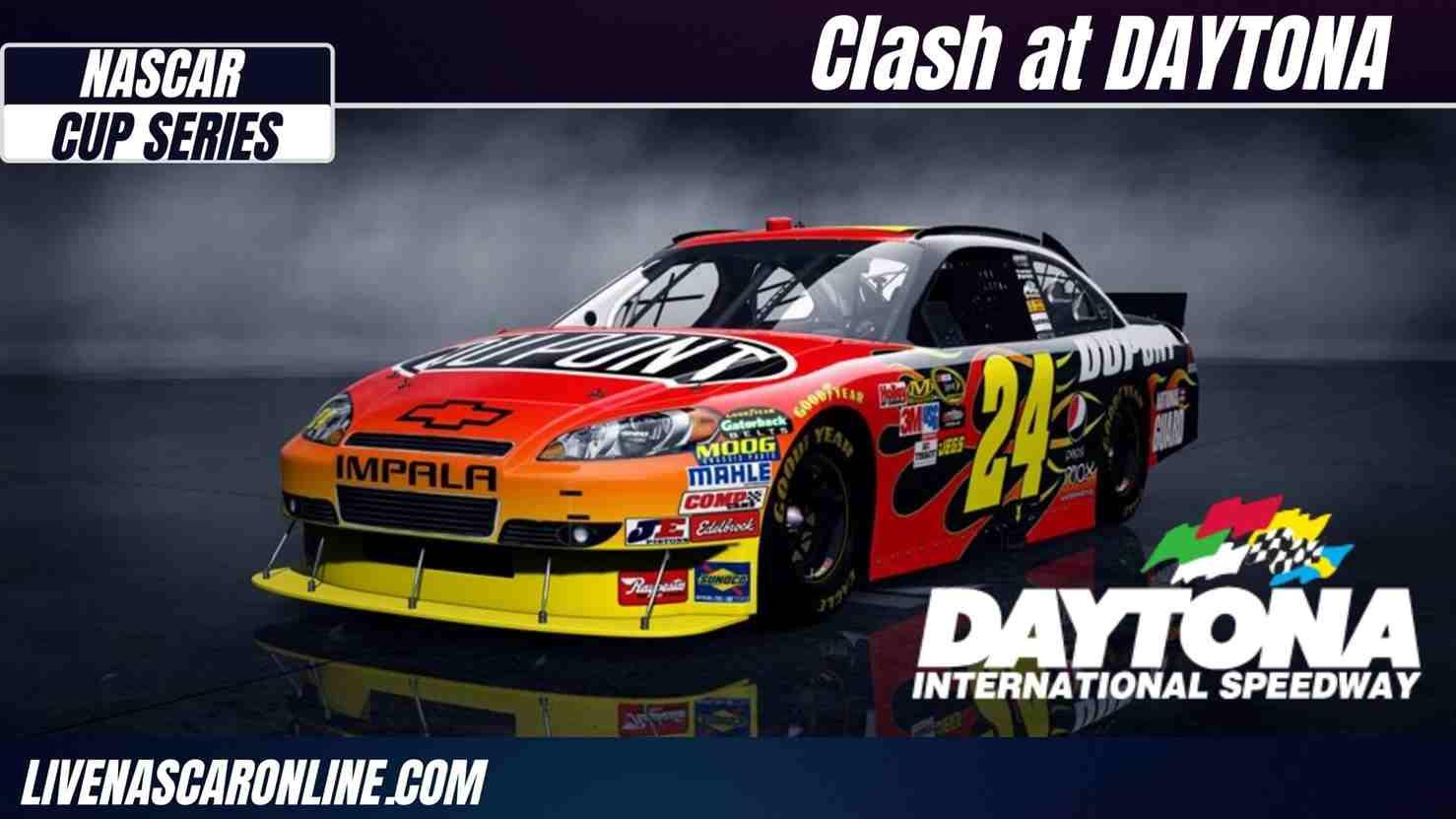 Clash at DAYTONA RC Live Stream 2021