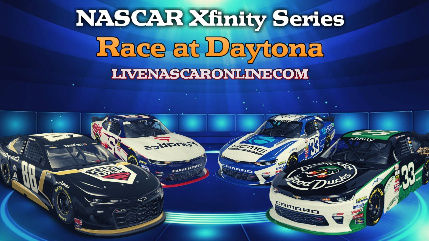 Race at Daytona Live Stream 2021