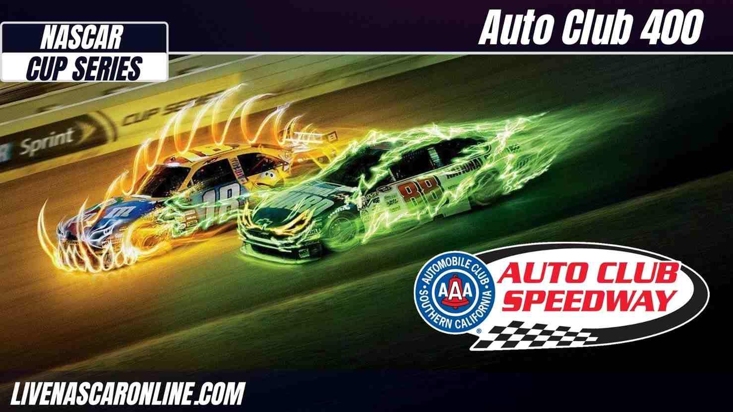 Auto Club 400 Live Stream 2021