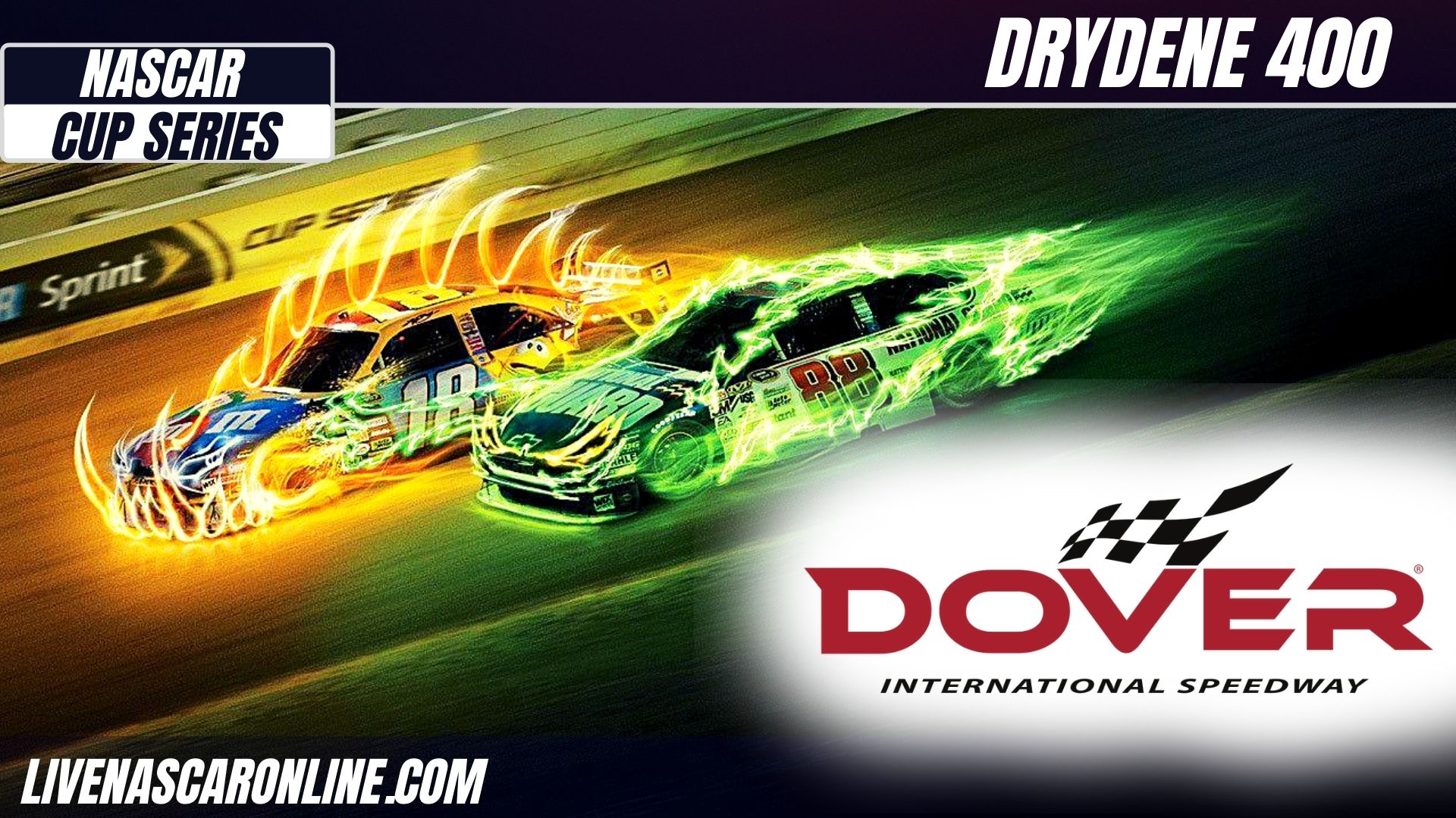 Drydene 400 at Dover Live Stream 2021