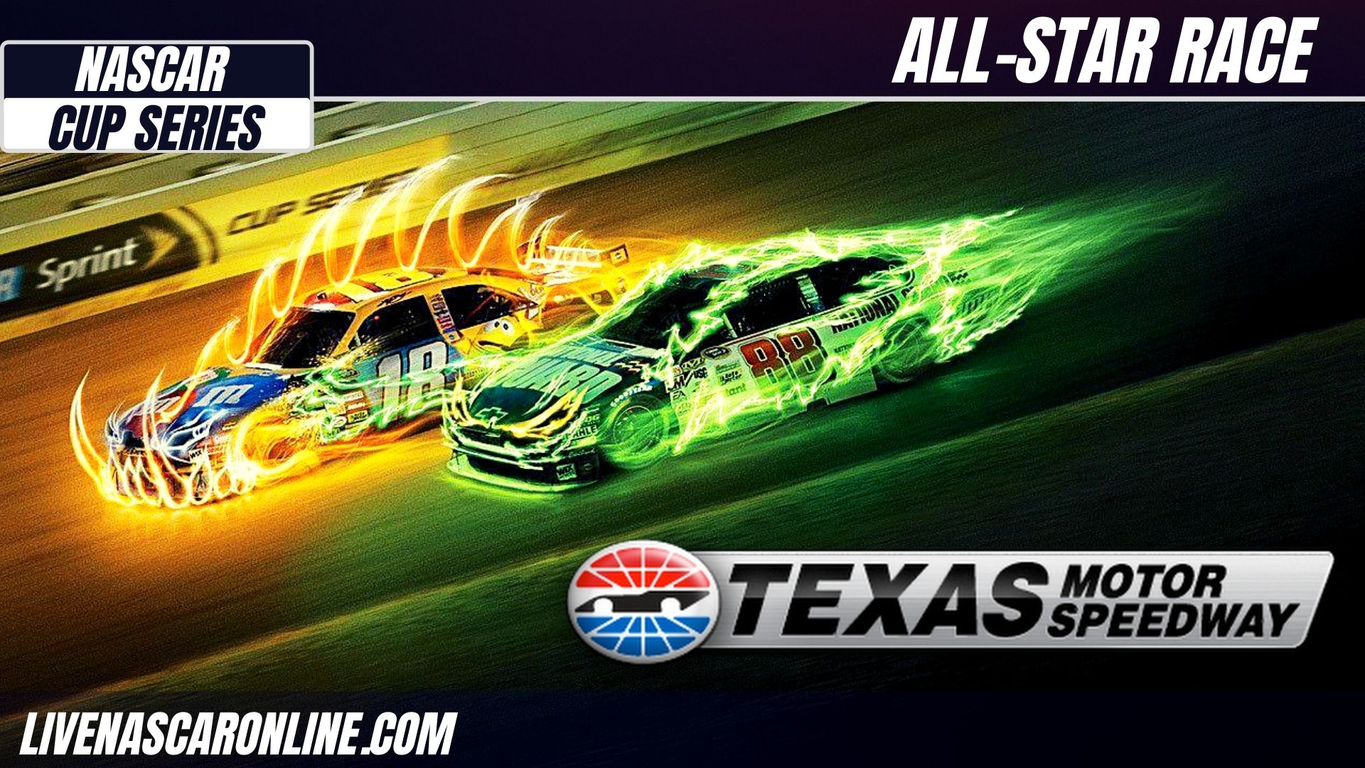 NASCAR All-Star Race Live Stream 2021