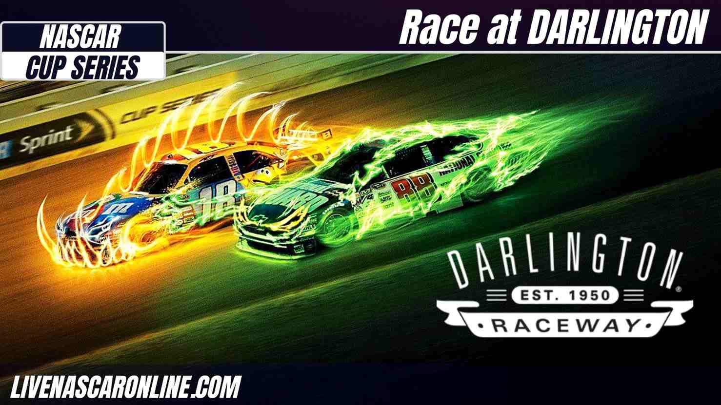 NASCAR Cup Race at Darlington Live Stream 2021