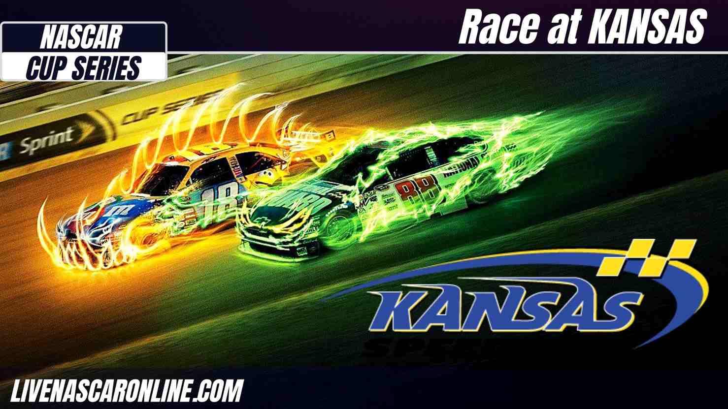 NASCAR Cup Race at Kansas Live Stream 2021