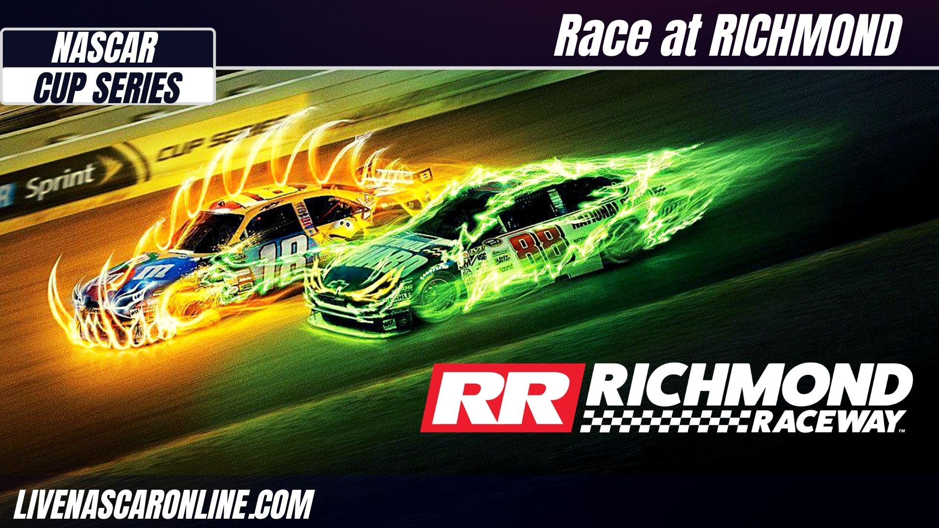 NASCAR Playoff Race at Richmond Live Stream 2021