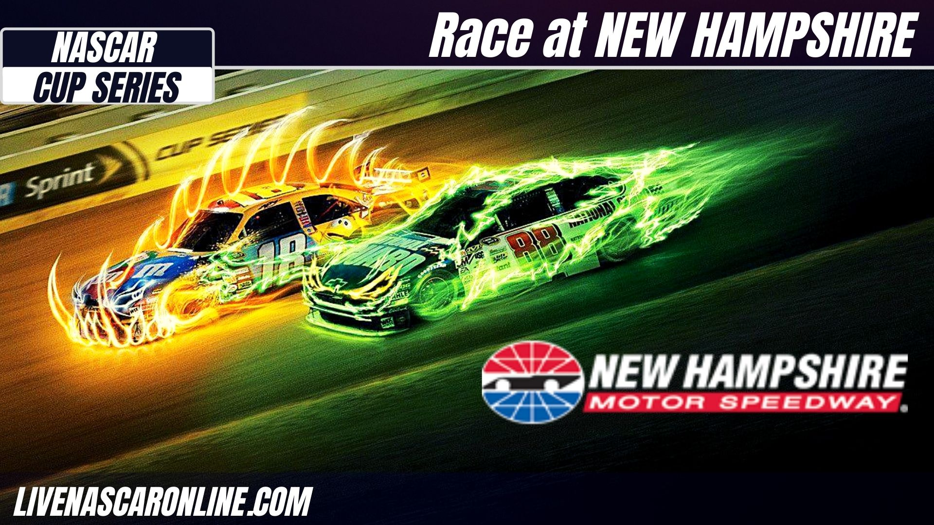 NASCAR Race at New Hampshire Live Stream 2021
