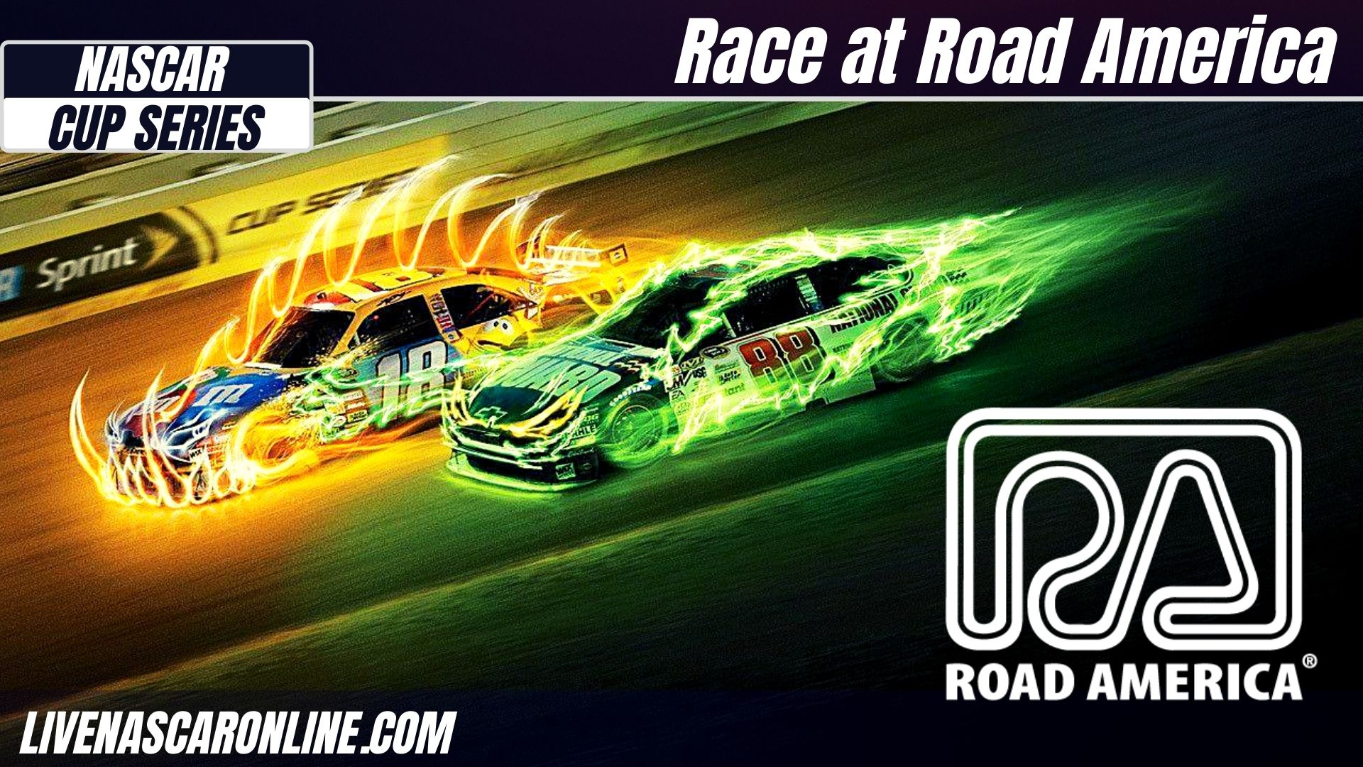 NASCAR Race at Road America Live Stream 2021