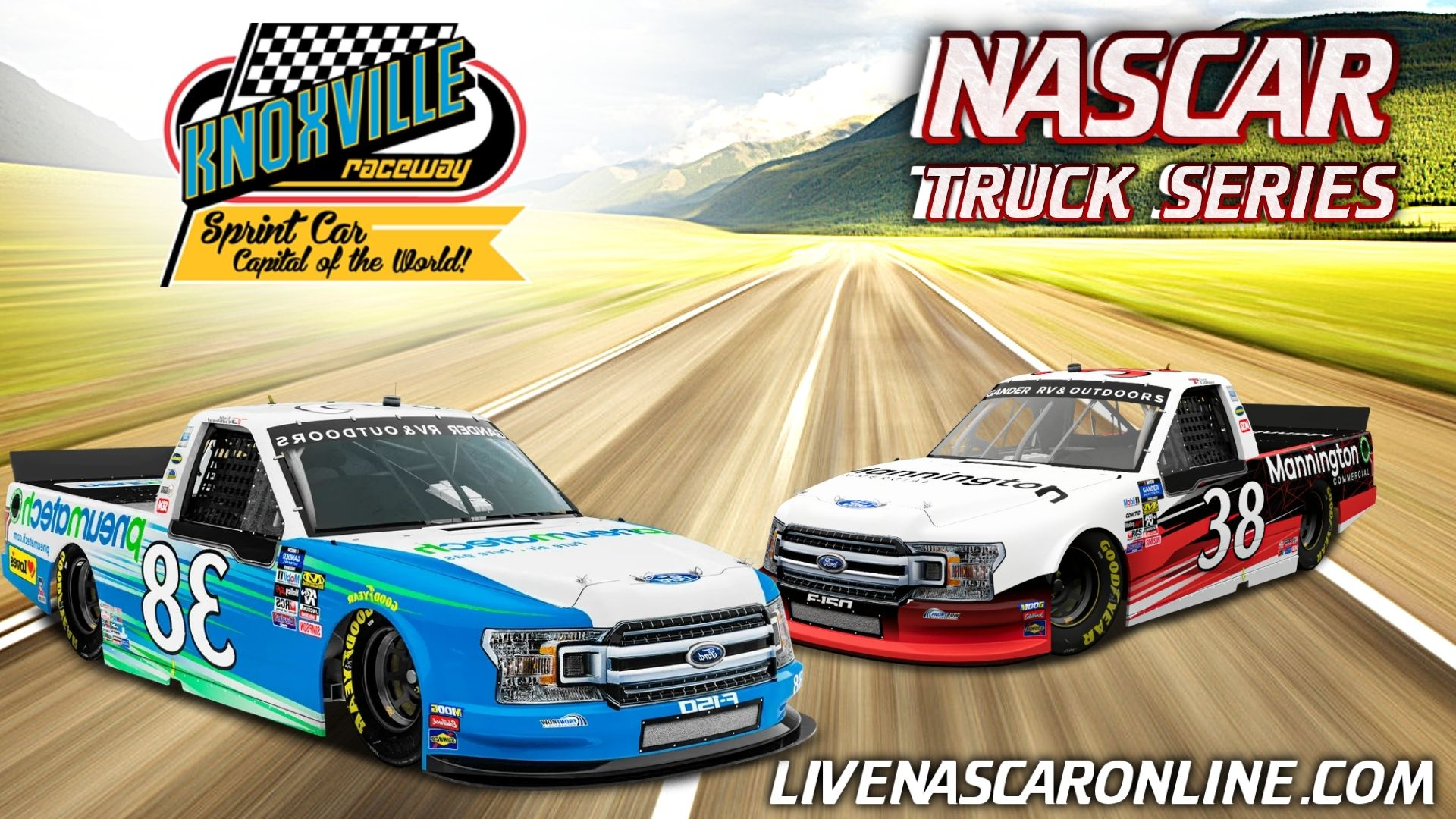 NASCAR Truck Race at Knoxville Live Stream 2021