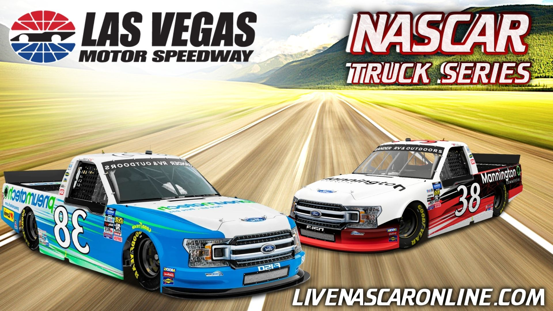 Silver State 200 at Las Vegas Live Stream 2021