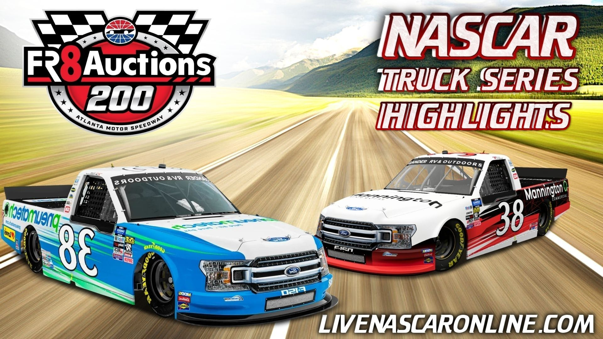 Fr8Auctions 200 Highlights 2021 Nascar Truck Series