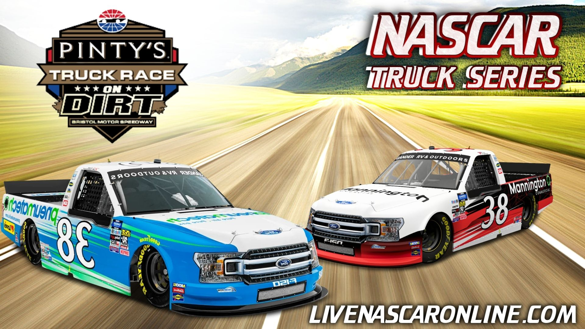 Pintys Race On Dirt Highlights 2021 Nascar Truck Series