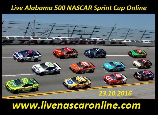 Live Alabama 500 NASCAR Sprint Cup Online
