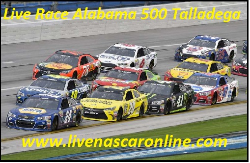 Live Race Alabama 500 Talladega