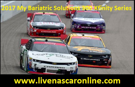 Watch My Bariatric Solutions 300 Xfinity Series Live