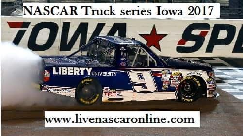 Live NASCAR Truck Series Iowa Online