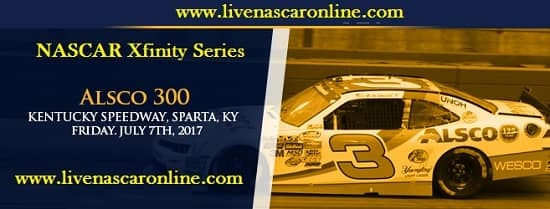 Watch Alsco 300 NASCAR Xfinity Series Live
