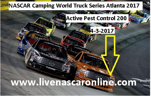 Truck Series Active Pest Control 200 Live