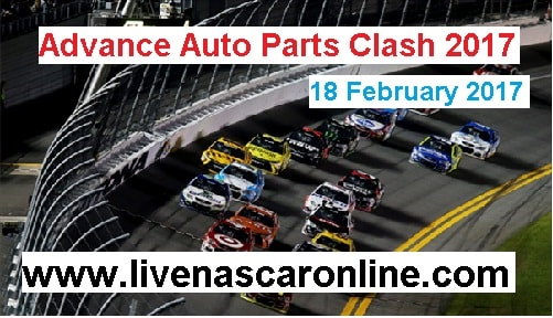 Advance Auto Parts Clash 2017 live