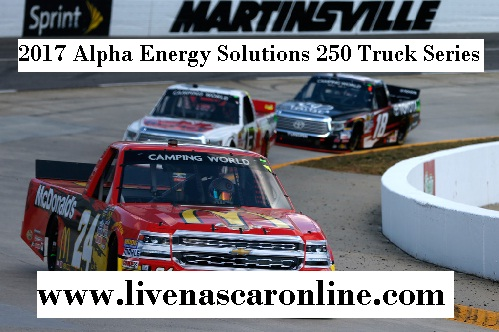Alpha Energy Solutions 250 Truck Series live