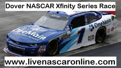 Dover NASCAR Xfinity Series Race live