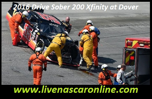 Drive Sober 200 Xfinity at Dover