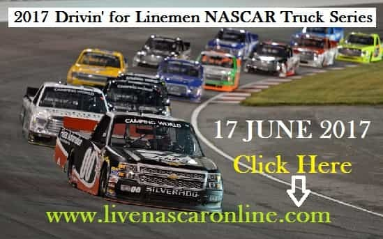 Drivin for Linemen 200 Truck Series live