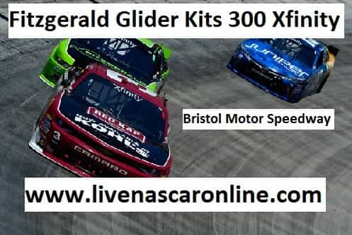 Fitzgerald Glider Kits 300 Xfinity live