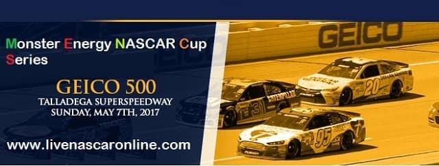 GEICO 500 NASCAR Live
