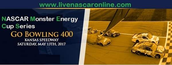 Go Bowling 400 NASCAR live