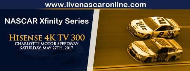 Hisense 4K TV 300 Xfinity Series live