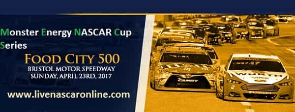 Live NASCAR Food City 500 Online