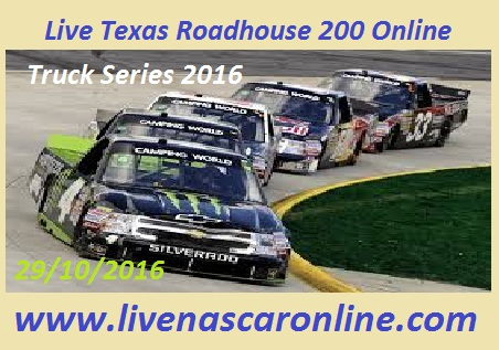 Live Texas Roadhouse 200 Online