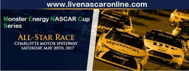 Monster Energy NASCAR All-Star Race live