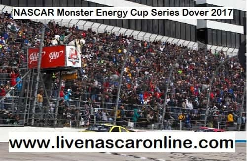 Monster Energy NASCAR Cup Series Dover live