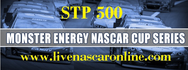 Monster Energy NASCAR Cup Series STP 500 live