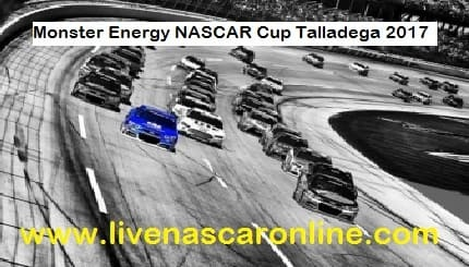 Monster Energy NASCAR Cup Talladega live