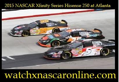 nascar%20xfinity%20series%20hisense%20250%20at%20atlanta Watch 2015 NASCAR Xfinity Series Hisense 250 at Atlanta Online