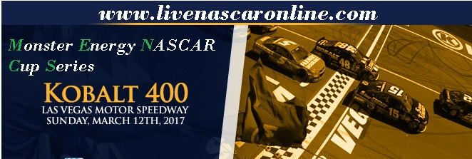 Monster Energy NASCAR Cup Series Kobalt 400 live