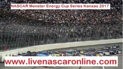 NASCAR Monster Energy Cup Series Kansas live