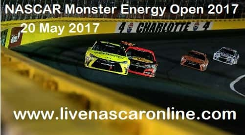 NASCAR Monster Energy Open 2017