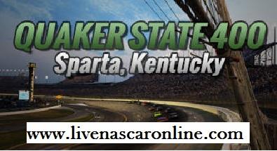 NASCAR Quaker State 400 live