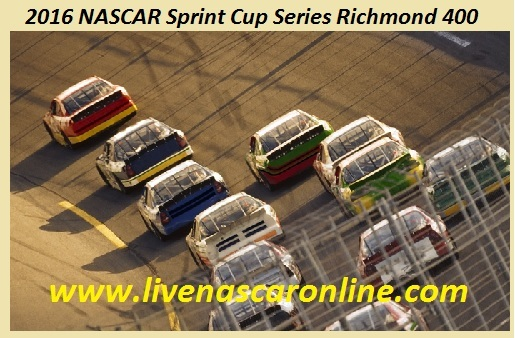 NASCAR Sprint Cup Series Richmond 400