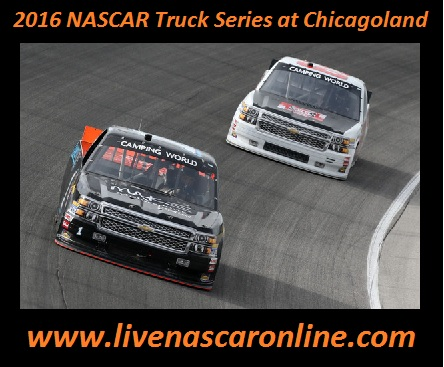 NASCAR Truck Series at Chicagoland