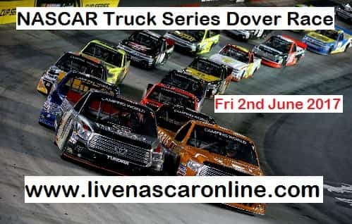 NASCAR Truck Series Dover Race live