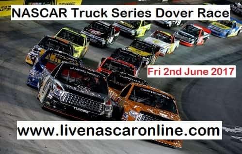 NASCAR Truck Series Dover Race live