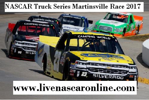 NASCAR Truck Series Martinsville Race stream