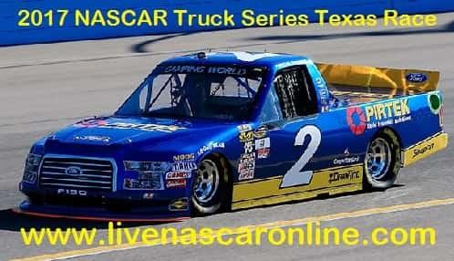 NASCAR Truck Series Texas Race live