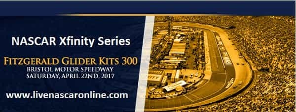 NASCAR Xfinity Bristol Race live