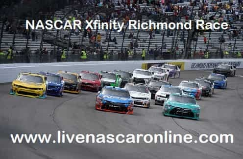 NASCAR Xfinity Richmond Race live